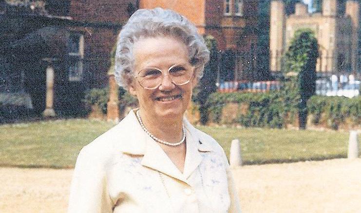 Dr Helen Roseveare