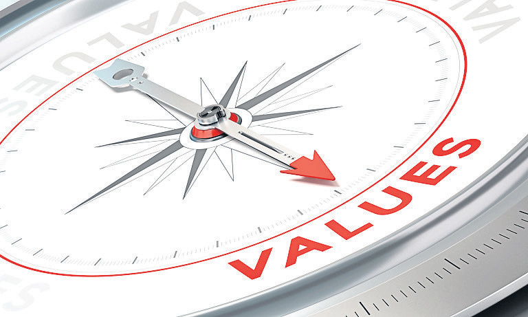 What or who sets our moral compass? | photo: iStock