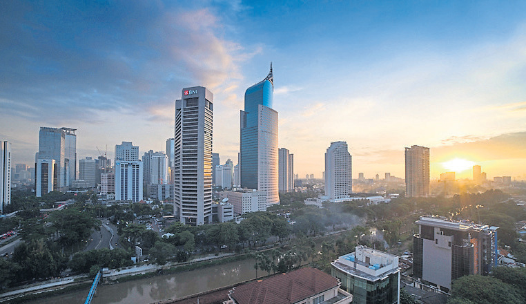 Jakarta, capital of Indonesia | photo: iStock