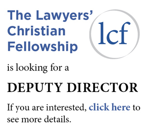 Lawyers Christian Fellowship