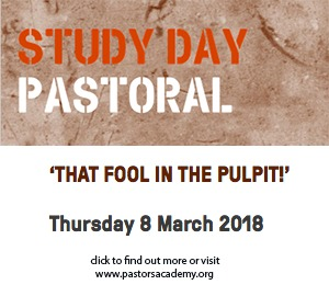 Fool in the pulpit!