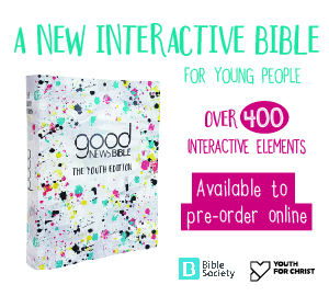 Bible Society Youth Bible